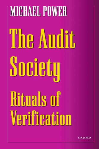 9780198296034: The Audit Society: Rituals of Verification