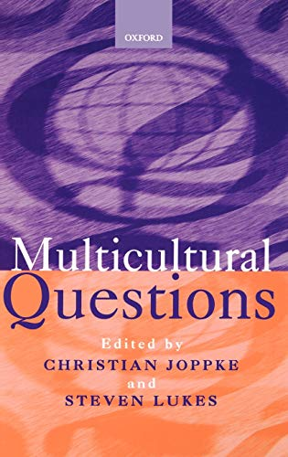 9780198296102: Multicultural Questions