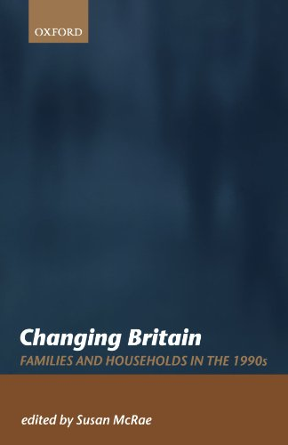 9780198296379: Changing Britain: Families and Households in the 1990s