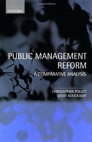 9780198297222: Public Management Reform: A Comparative Analysis