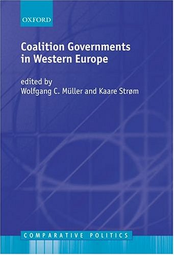 9780198297604: Coalition Governments in Western Europe (Comparative European Politics)