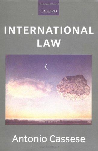9780198299981: International Law