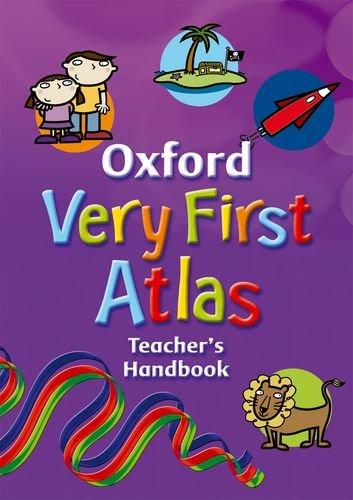 9780198300021: Oxford First Atlas Teacher's Handbook