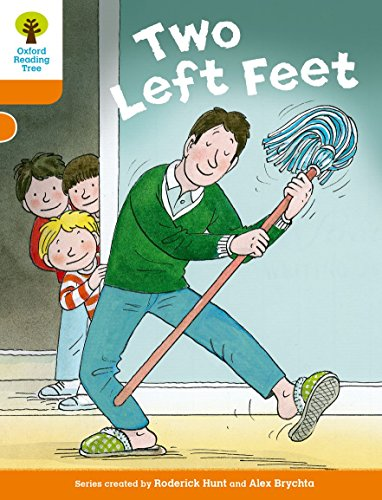 9780198300175: Oxford Reading Tree Biff, Chip and Kipper Stories Decode and Develop: Level 6: Two Left Feet