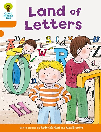 9780198300199: Oxford Reading Tree Biff, Chip and Kipper Stories Decode and Develop: Level 6: Land of Letters