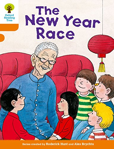 9780198300205: Oxford Reading Tree Biff, Chip and Kipper Stories Decode and Develop: Level 6: The New Year Race