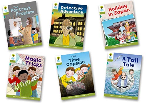 Oxford Reading Tree Biff, Chip and Kipper Stories Decode and Develop: Level 7: Pack of 6 (Paperback...