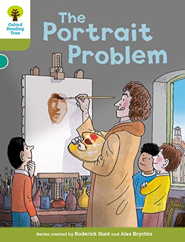 9780198300243: Oxford Reading Tree Biff, Chip and Kipper Stories Decode and Develop: Level 7: The Portrait Problem