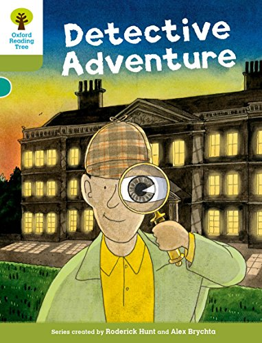 9780198300250: Oxford Reading Tree Biff, Chip and Kipper Stories Decode and Develop: Level 7: The Detective Adventure