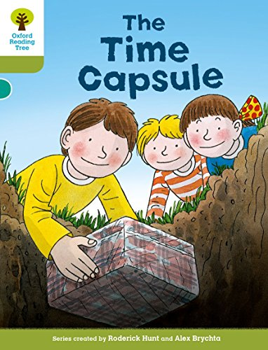 9780198300281: Oxford Reading Tree Biff, Chip and Kipper Stories Decode and Develop: Level 7: The Time Capsule