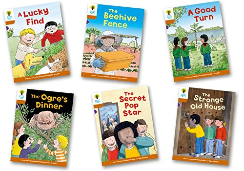 9780198300304: Oxford Reading Tree Biff, Chip and Kipper Stories Decode and Develop: Level 8: Pack of 6