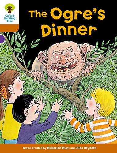 9780198300359: Oxford Reading Tree Biff, Chip and Kipper Stories Decode and Develop: Level 8: The Ogre's Dinner