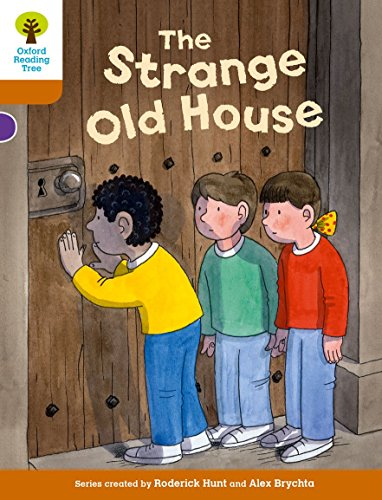 9780198300373: Oxford Reading Tree Biff, Chip and Kipper Stories Decode and Develop: Level 8: The Strange Old House