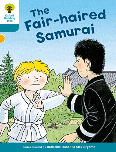 9780198300410: Oxford Reading Tree Biff, Chip and Kipper Stories Decode and Develop: Level 9: The Fair-Haired Samurai
