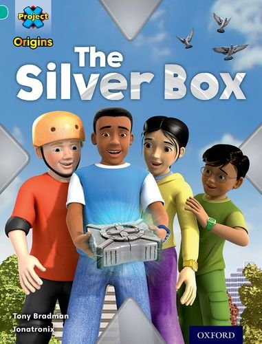9780198301547: Project X Origins: Turquoise Book Band, Oxford Level 7: Discovery: The Silver Box