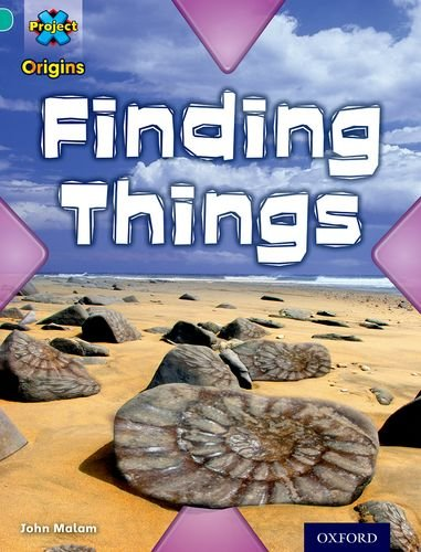 9780198301585: Project X Origins: Turquoise Book Band, Oxford Level 7: Discovery: Finding Things