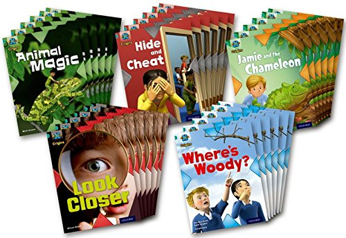 9780198301615: Project X Origins: Turquoise Book Band, Oxford Level 7: Hide and Seek: Class Pack of 30