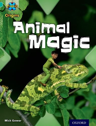 9780198301646: Project X Origins: Turquoise Book Band, Oxford Level 7: Hide and Seek: Animal Magic