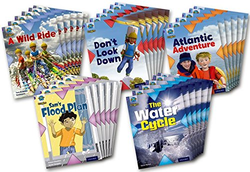 Project X Origins: Purple Book Band, Oxford Level 8: Water: Class Pack of 30 (Paperback): Tony ...