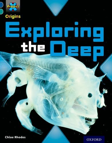 9780198303503: Project X Origins: Dark Blue Book Band, Oxford Level 16: Hidden Depths: Exploring the Deep