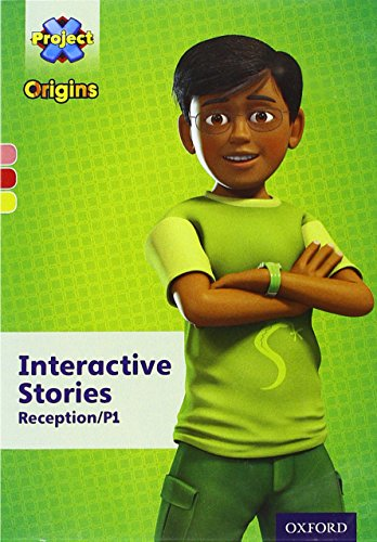 Project X Origins: Pink-yellow Book Bands, Oxford Levels 1+-3: Interactive Stories Cd-rom Reception...