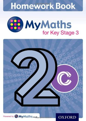 9780198304371: MyMaths: for Key Stage 3: Homework Book 2C (Pack of 15)