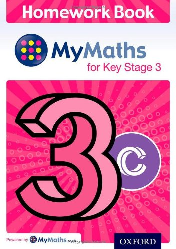 9780198304401: MyMaths for Key Stage 3: Homework Book 3C (pack of 15)