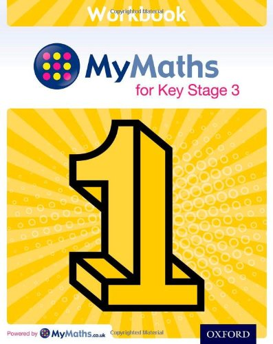 9780198304418: MyMaths for Key Stage 3: Workbook 1 (Pack of 15)