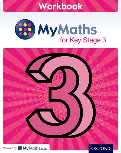 9780198304432: MyMaths for Key Stage 3: Workbook 3 (Pack of 15)
