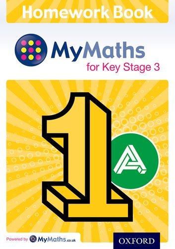 9780198304449: Mymaths for Ks3 Homework Book 1a Single