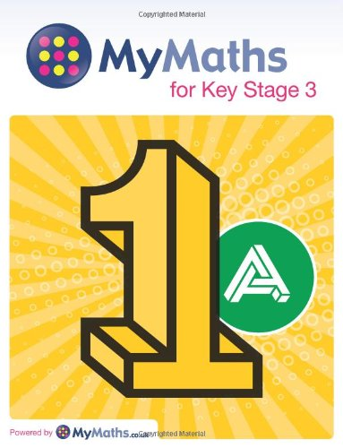 9780198304470: Mymaths: For Key Stage 3: Student Book 1astudent Book 1a