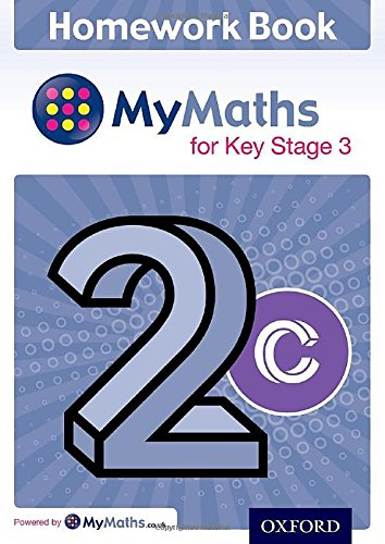 9780198304555: Mymaths for Ks3 Homework Book 2c Single