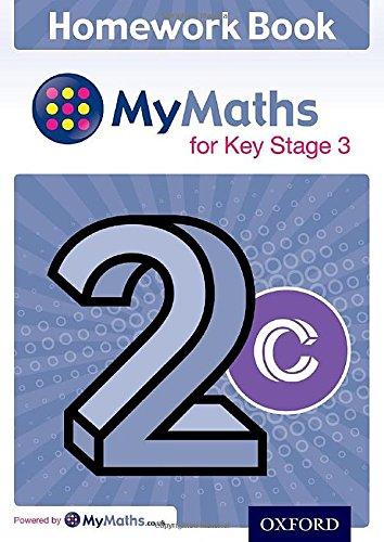 9780198304555: Mymaths for Ks3 Homework Book 2c Single