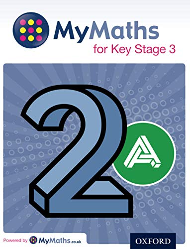9780198304562: MyMaths for Key Stage 3: Student Book 2A