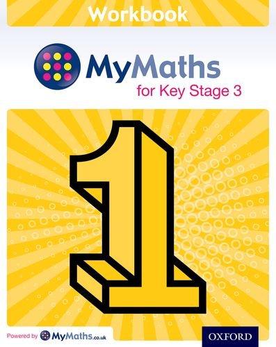 9780198304715: Mymaths for Key Stage 3 Workbook 1 (Mymaths for Ks3)