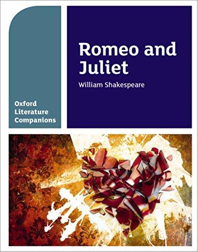 9780198304814: Oxford Literature Companions: Romeo and Juliet