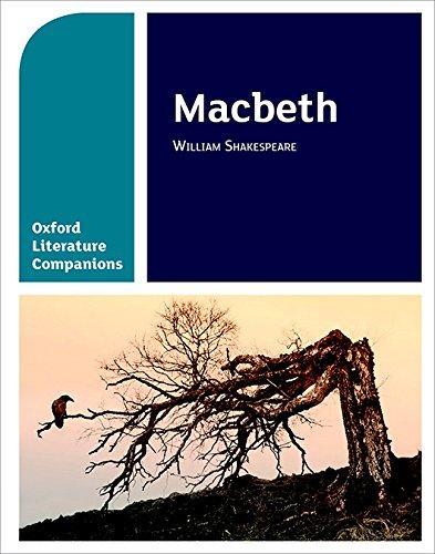 9780198304821: Oxford Literature Companions: Macbeth