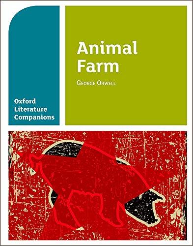 9780198304838: Oxford Literature Companions: Animal Farm