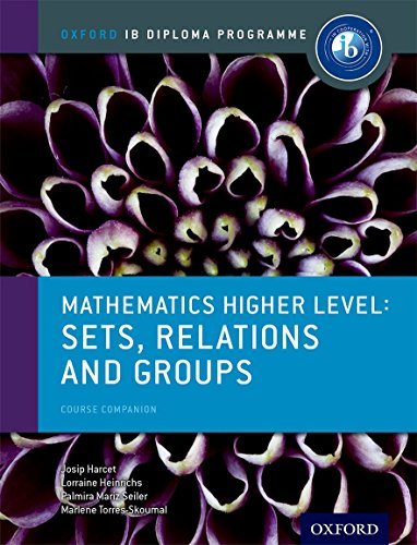 9780198304869: IB Mathematics Higher Level Option Sets: Oxford IB Diploma Programme (Ib Course Companions)