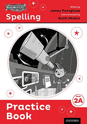 9780198305323: Read Write Inc. Spelling: Practice Book 2A Pack of 5