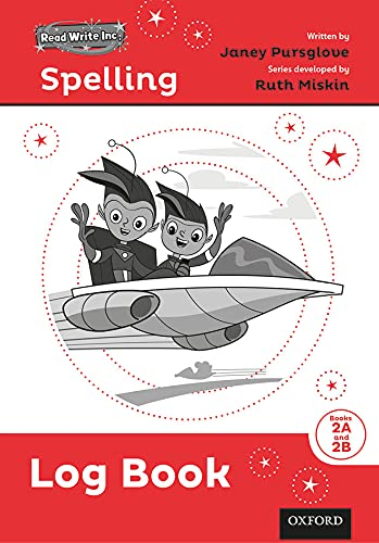 9780198305491: Read Write Inc. Spelling: Log Book 2 Pack of 30