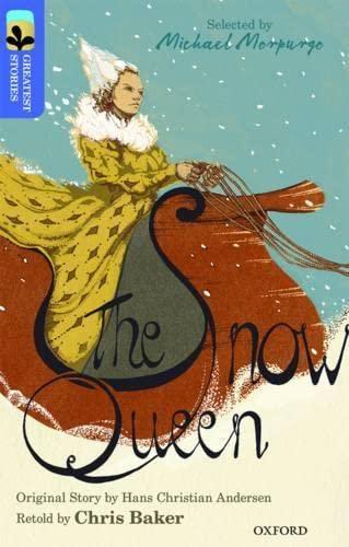 The Snow Queen: Chris Baker (author),