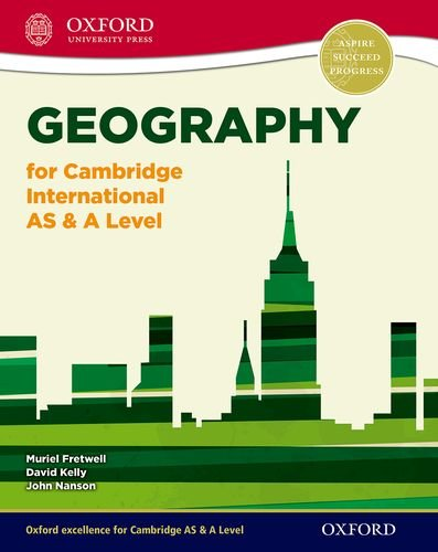 9780198307020: Geography for Cambridge International AS & A Level