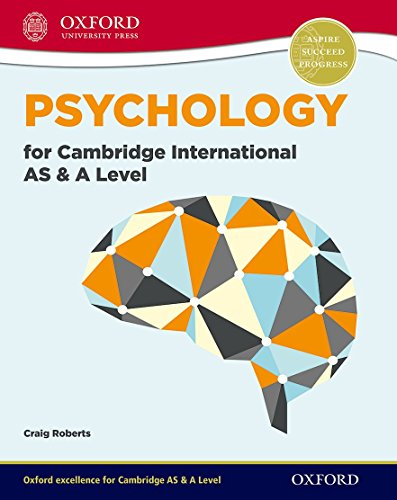 9780198307068: Psychology for Cambridge International AS and A Level: For the 9698 syllabus
