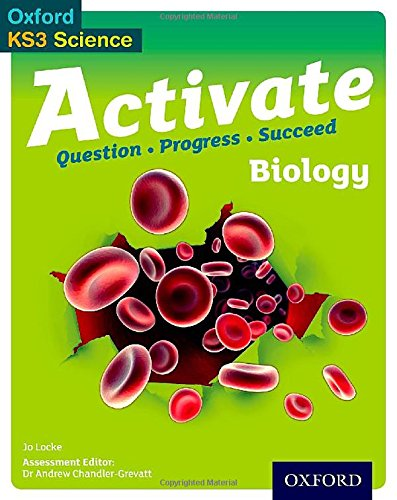 9780198307150: Activate: 11-14 (Key Stage 3): Activate Biology Student Book