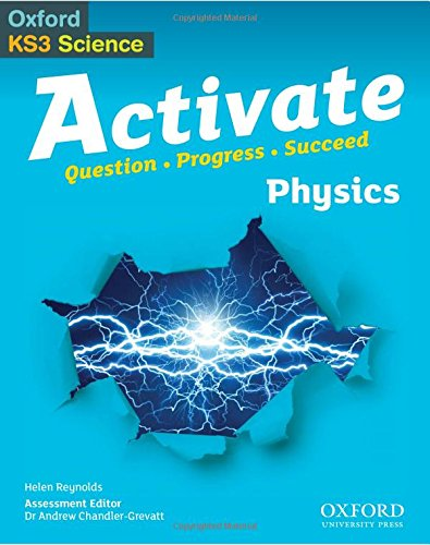 9780198307174: Activate: Physics Student Book (Oxford Ks3 Science Activate)