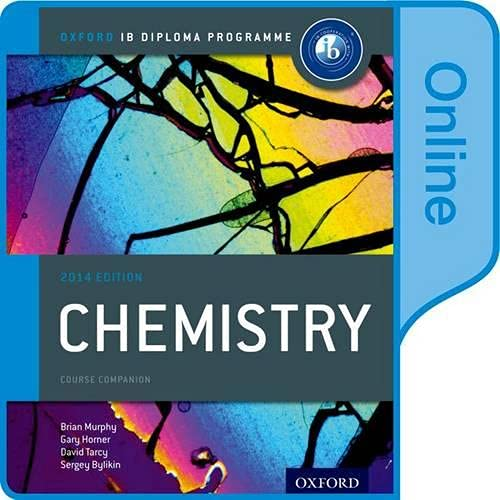 9780198307723: IB Chemistry Online Course Book: 2014 edition: Oxford IB Diploma Program