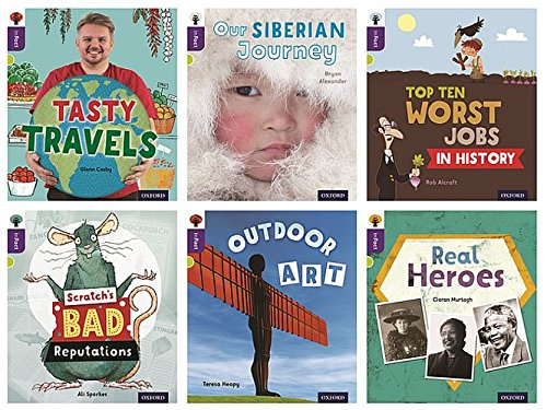 9780198307884: Oxford Reading Tree inFact: Level 11: Mixed Pack of 6
