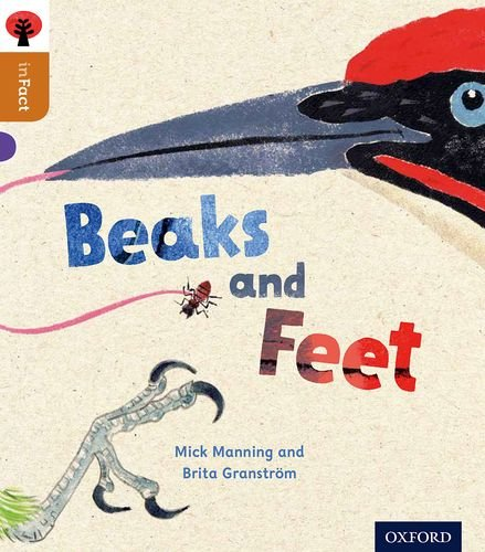 9780198308119: Oxford Reading Tree Infact: Level 8: Beaks and Feet