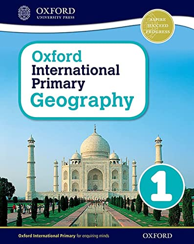 9780198310037: Oxford International Primary Geography: Student Book 1